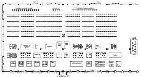 salt lake temple floor plan ismrm meeting exhibition apr 2013 salt lake city usa