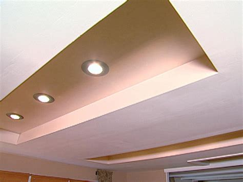 Light In The Ceiling Recessed Ceiling Box Lighting Hgtv