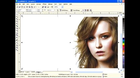 How To Change Color Of Image In Corel Draw