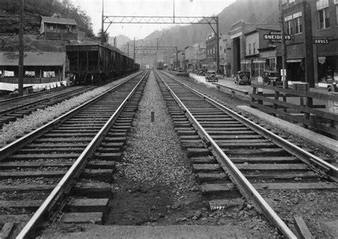 track wv my business coal rail