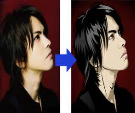 cara edit foto cartoon photoshop 7 cara cepat buat foto jadi lukisan dengan photoshop