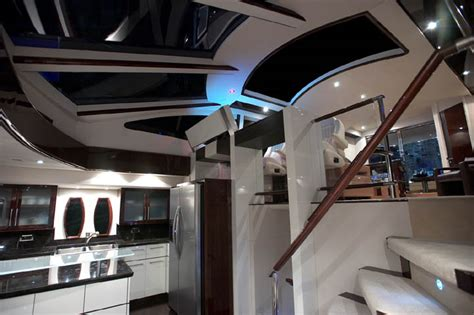 Rising Sun Yacht Interior by 10 Yachts In The World