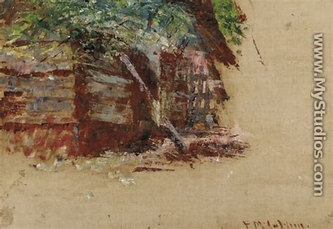 Cottage Frederick by Country Cottage By Frederick Mccubbin Mystudios