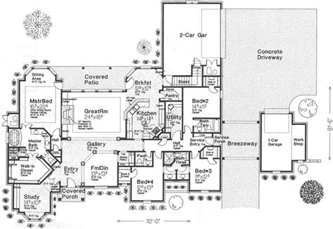house plans monster european style house plans 3423 square foot home 1