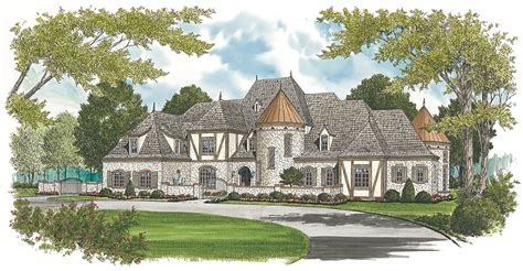 luxury french country chateau    bedrm  sq