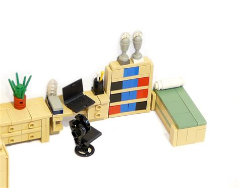 lego bedroom sets lego work station sinead this might be good for the boys