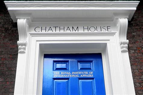 Chatham House by Premier Invited To Chatham House Hardtalk