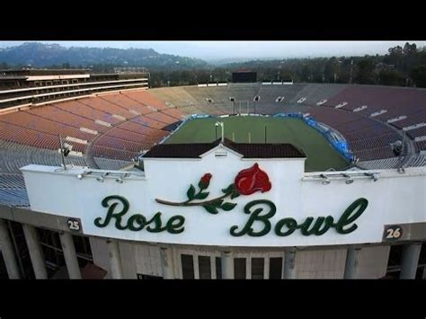 What Is Section 23 by The Bowl Stadium Renovation Preserving Pasadena S