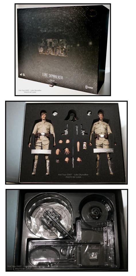 Toys Dx07 Wars Luke Skywalker Battle Damaged Sculpt 1 product review toys dx07 wars luke skywalker bespin