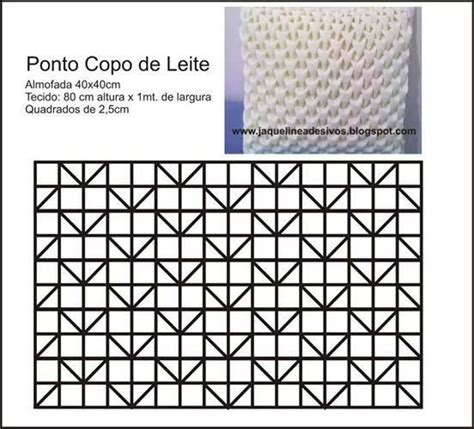 Grid Pattern For Matrix Design Of Canadian Smocking | 457 best images about capitone on pinterest