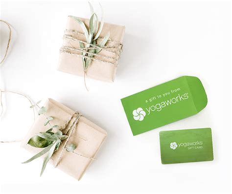 The Good Life Gift Cards - give the gift of yoga gift cards yogaworks