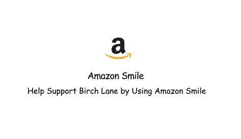 Amazon Smile Gift Card - birch lane pta