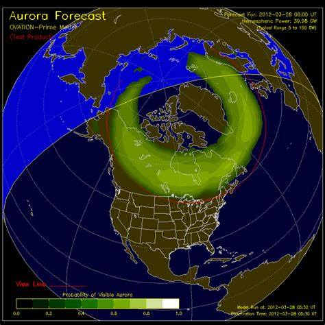 northern lights forecast tonight on and the radar with cbs4 weather northern lights