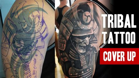 how to cover a tribal tattoo tribal cover up one sitting salvation