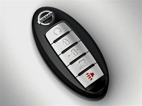 nissan pathfinder key how does nissan intelligent key work