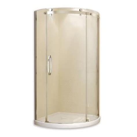 Maax Tigris Shower by Ensuite Maax Olympia Shower Kit Left