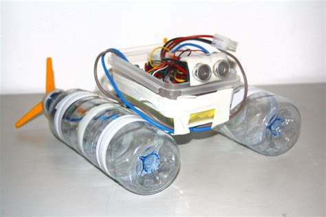 home robotics maker inspired projects for building your own robots books build a robot boat using water bottles