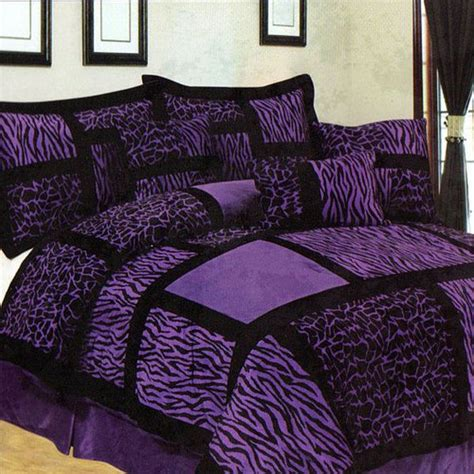 Purple Zebra Bed Set Best 25 Purple Bedding Sets Ideas On Purple And Grey Bedding Purple Bedding And