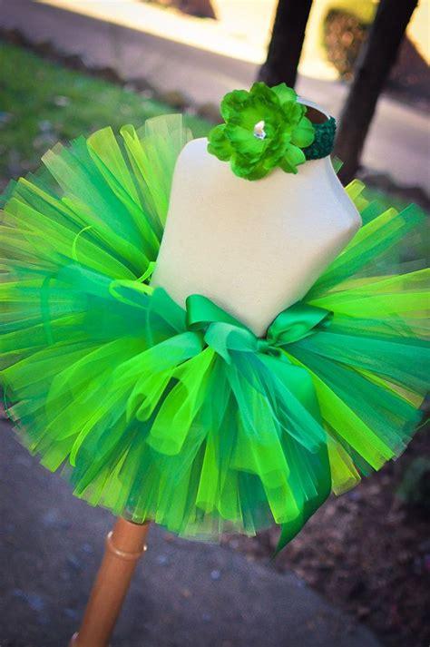 green tutu st patricks tutu skirt toddler tutu tutu