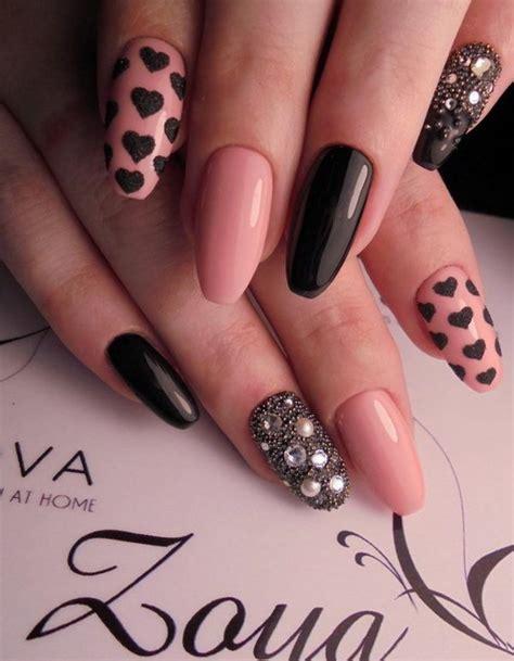 12 gorgeous valentines day nail ideas 2017 17 cute valentine s day nail designs 2017 nail polish