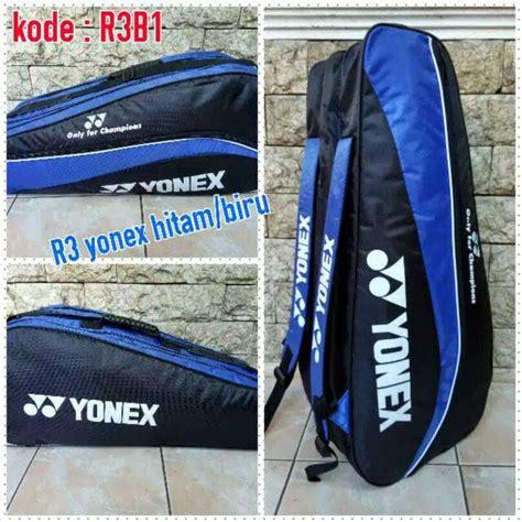 Raket Yonex Murah jual tas raket badminton bulutangkis yonex r3 murah