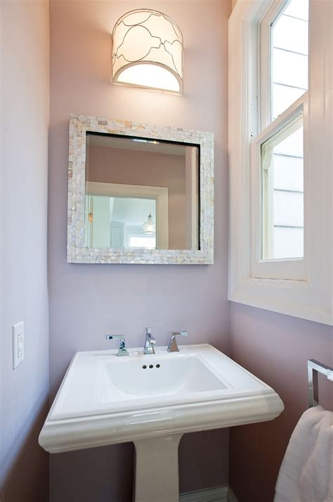 of pearl bathroom mirror of pearl mirror bathroom transitional with built in