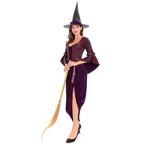 L Dress Keyren Salem salem witch costume n10789