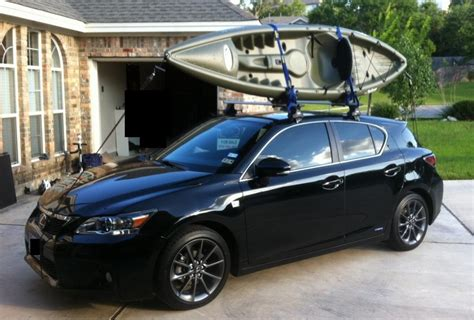 lexus ct200h roof rack new thule roof rack pic