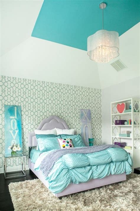 turquoise and lavender bedroom purple turquoise room dorm dream pinterest