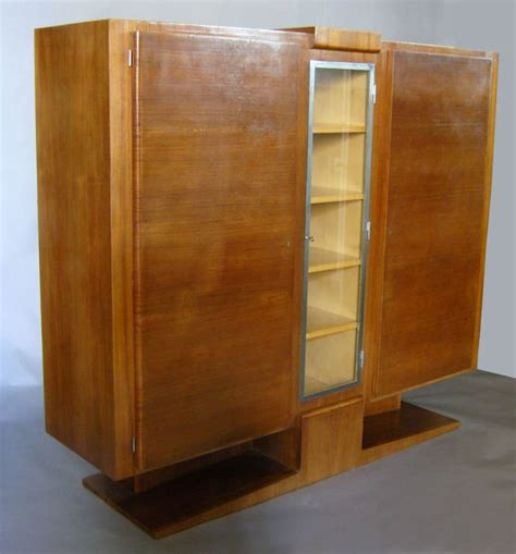Deco Armoire For Sale by Deco Rosewood Cabinet Or Armoire For Sale At
