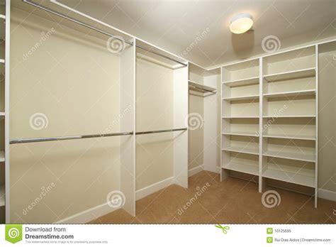 blank walk  closet royalty  stock photo image