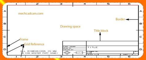 standard sheet sizes  engineering drawing