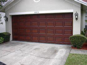 25 best ideas about paint garage doors on