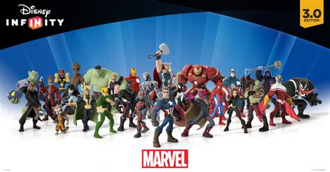 all marvel infinity characters disney infinity 3 0 marvel reveal coming soon diskingdom