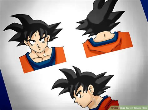 Goku Hairstyle by How To Get Goku Hairstyle Hairstyles