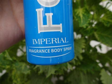 Parfum Fogg Tanpa Gas fogg imperial fragrance spray review