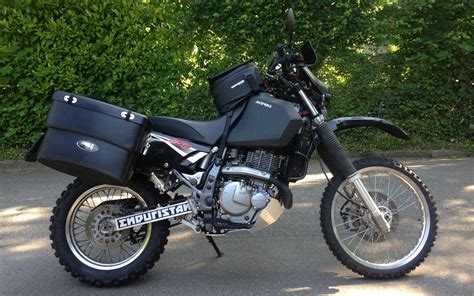 Suzuki Dr650 Plastics Dr 650 Acerbis Fuel Tank Reviews Motorcycle Review And