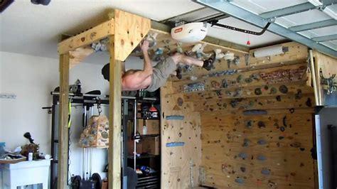 climbing at home
