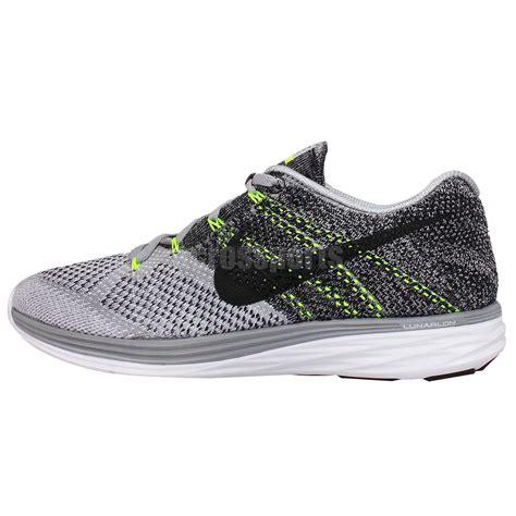 nike lunarlon mens running shoes nike flyknit lunar 3 grey black volt mens running shoes