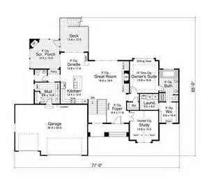 home designs with mud rooms america best house plans blog print this floor plan all