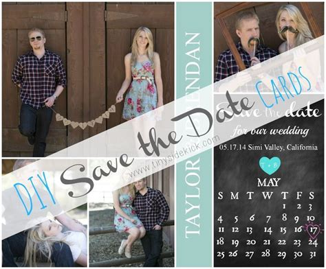 make save the date cards diy save the date cards