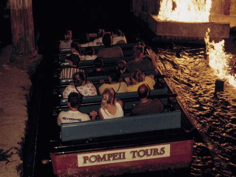 escape from pompeii escape from pompeii water ride busch gardens 174 williamsburg
