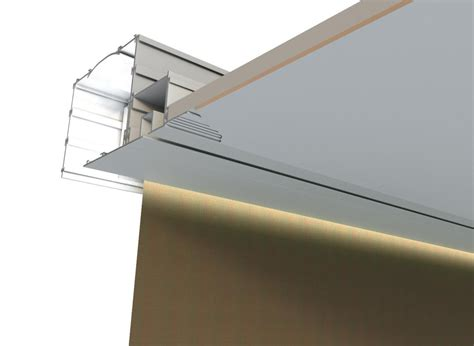 Blinds Recessed Into Ceiling - blinds shades and curtains commercial blinds for