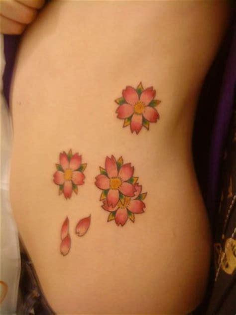tattoo flower blossom cherry blossom tattoos