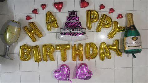 Balon Ulang Tahun Happy Birthday jual balon foil happy birthday dewasa ulang tahun wine accessories