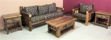 Reclaimed Wood Living Room by 27 Excellent Wood Living Room Furniture Exles