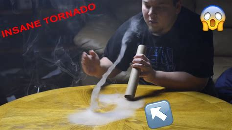 vape tutorial smoke vape trick tutorial tornado youtube