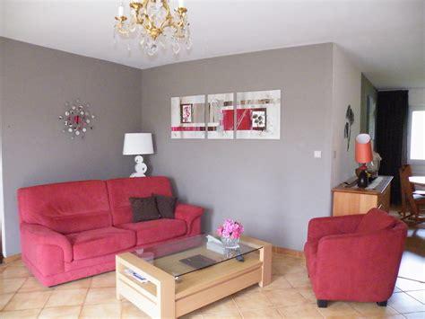 Decoration Salon Taupe by D 233 Coration Salon Taupe Exemples D Am 233 Nagements