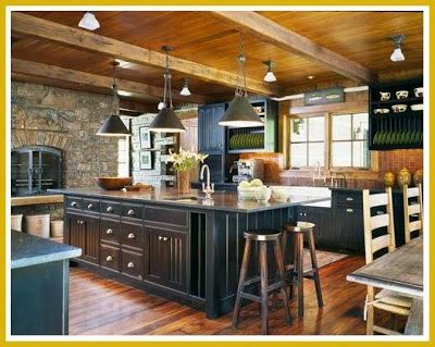 rustic cottage kitchen ideas alkemie rustic and cottage kitchens