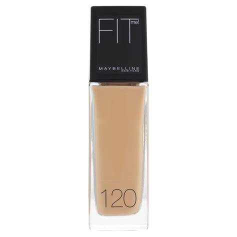 Maybelline Fit Me maybelline new york fit me liquid foundation various